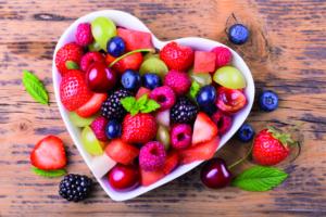 berries antioxidants