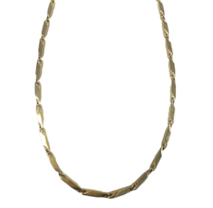 NIKKEN magnetic necklace gold