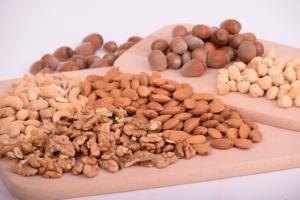 nuts antioxidants